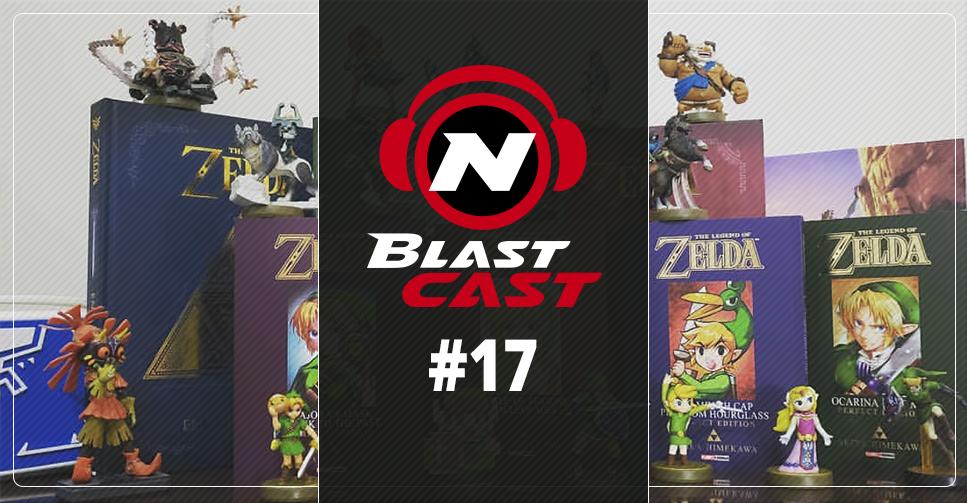 N-BlastCast #17 – Colecionadores